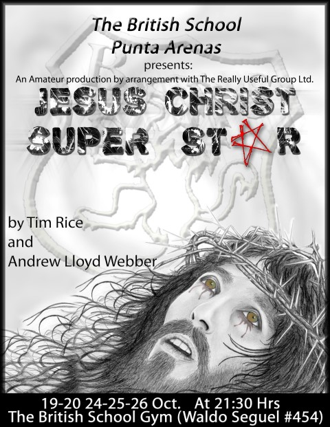 Afiche Jesus Christ Superstar (Small)
